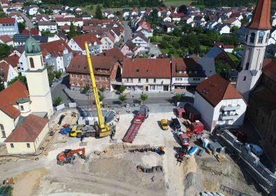 """""""Neue Mitte"""" Oberkochen 6/2019"""